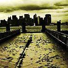 New York skyline by greywolf260