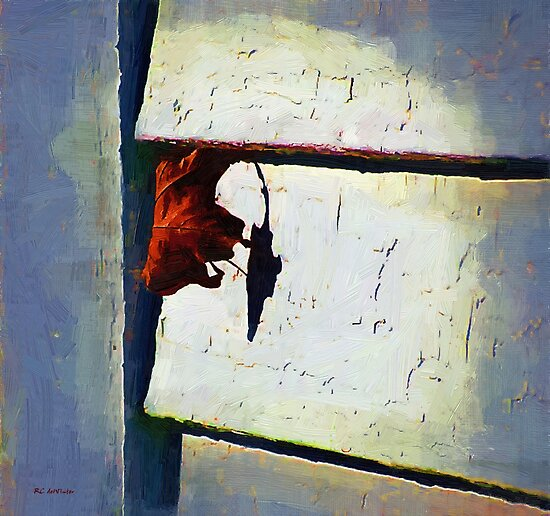 Hanging On by RC deWinter
