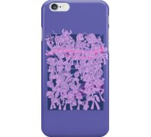 pony - twilight sparkle purple iPhone Case/Skin