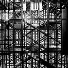 &#x27;Climb&#x27; - Institut du Monde Arabe, Paris by David Mapletoft