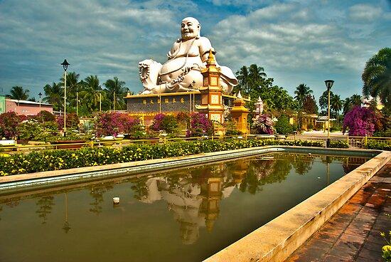 Big Buddha by Adri  Padmos