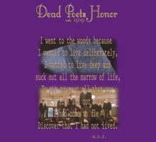 Dead Poets Honor by Laurynsworld
