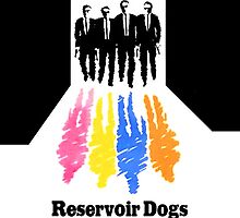 Reservoir Dogs by catimatittycat