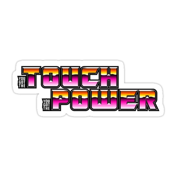 The Touch '86 by synaptyx