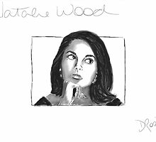 Natalie Wood by debrosi