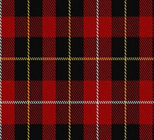 01073 Connel Tartan Fabric Print Iphone Case by Detnecs2013