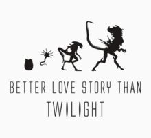 Alien - Better Love Story Than Twilight by jezkemp