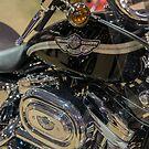 2003 Harley Hugger by Bill Spengler