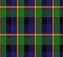 01100 Council of Scottish Clans & Ass. Tartan Fabric Print Iphone Case by Detnecs2013