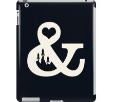 Love & Rockets (White) iPad Case/Skin