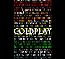 Coldplay by grungeandglam