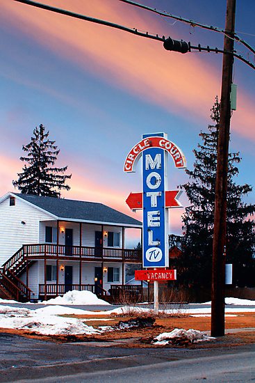 Circle Court Motel by Nazareth