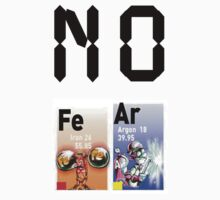 NO FeAr by garigots
