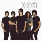Mayday Parade - Cartoon - 4ogo by 4ogo Design