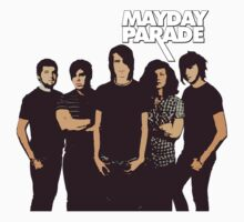 Mayday Parade - Cartoon - 4ogo by 4ogo Design