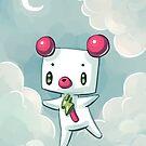 Dreamy Bear by freeminds