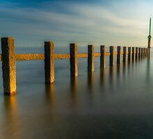 Seascape Wales by Adrian Evans