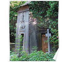 Highgate Cemetery Egyptian Mausoleum Poster