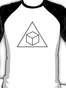Delta Cubes - Greendale Fraternity Shirt T-Shirt