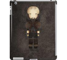 "Cute Dwalin son of Fundin / ""The Hobbit"" iPad Case/Skin"