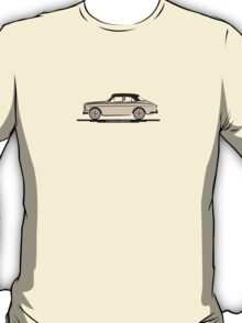 Volvo Amazon White Eerkes Mom and Dad's Car T-Shirt