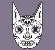 Dia de los ManBat - Hero sugar skull by Danny Mills