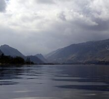 The Jaws of Borrowdale by mikebov
