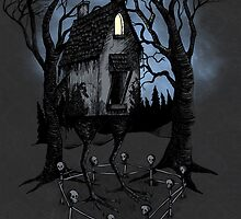 The House of Baba Yaga by Howard Dale