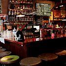 Amsterdam - Gollem Cafe - Felix on the bar by rsangsterkelly
