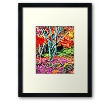 Every Moment Has Beauty Framed Print