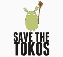 Ni No Kuni SAVE THE TOKOS by scarfasaurus