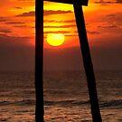 Sunrise Pier Ruins by KellyHeaton