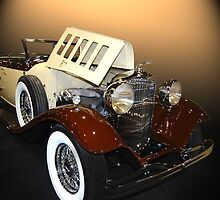 32 Lincoln Phaeton by WildBillPho