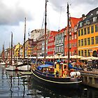 Copenhagen Dock by jevep