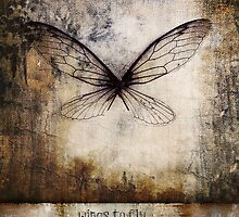 wings to fly by © Karin  Taylor