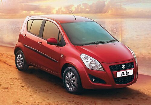 Maruti Ritz Review by amit4