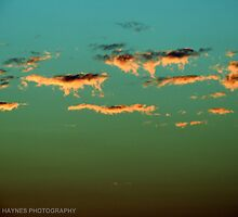Clouds. by Steve Haynes  Photography