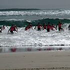 Australian Surf Lifesaving Championships - Kirra 2013 by Noel Elliot