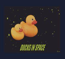 Intergalactic ducks Kids Clothes