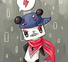 Panda 4 by freeminds