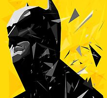 The Caped Crusader by tracieandrews