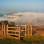 Misty Cuckmere Haven by Stuart  Gennery
