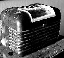 Radio by Barry Robinson