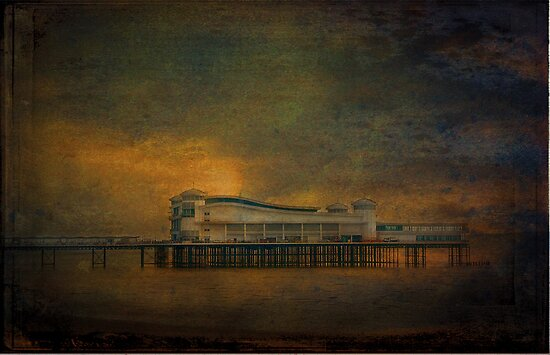 Weston-Super-Mare Pier by Dave Godden