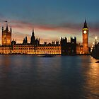 Houses of Parliament by Stuart  Gennery