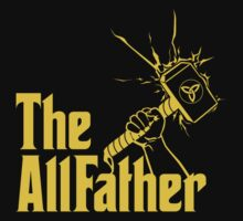 The AllFather by PootanInamo
