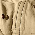 Ladybug on Sleeve by Maddy Nicole