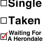 Waiting for a Herondale by Jessica Becker