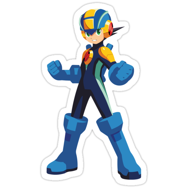 Megaman Full by jax89man