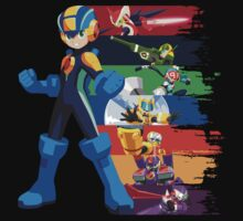 Megaman: Souls of a Hero V2 by jax89man